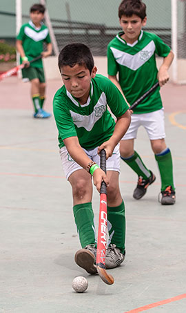 Campeonatos de indoor & field hockey